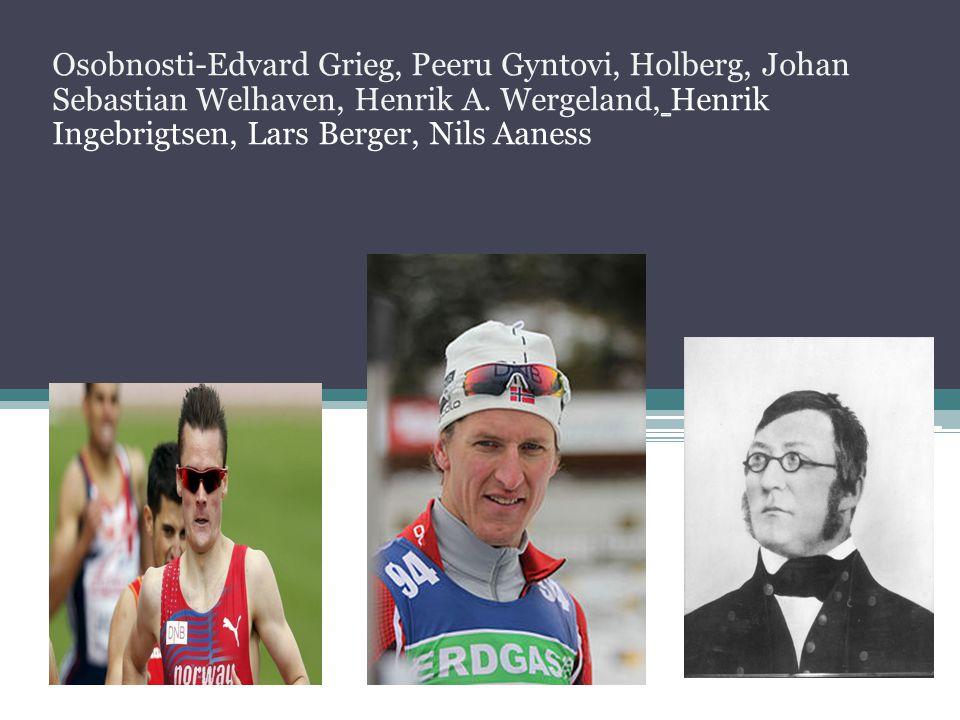 badatelé a také dobrodruzi Fridjof Nansen a Thor Heyerdahl.