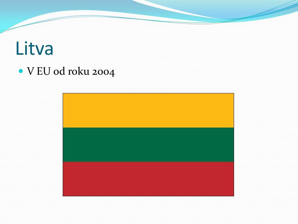 Litva V EU od roku 2004