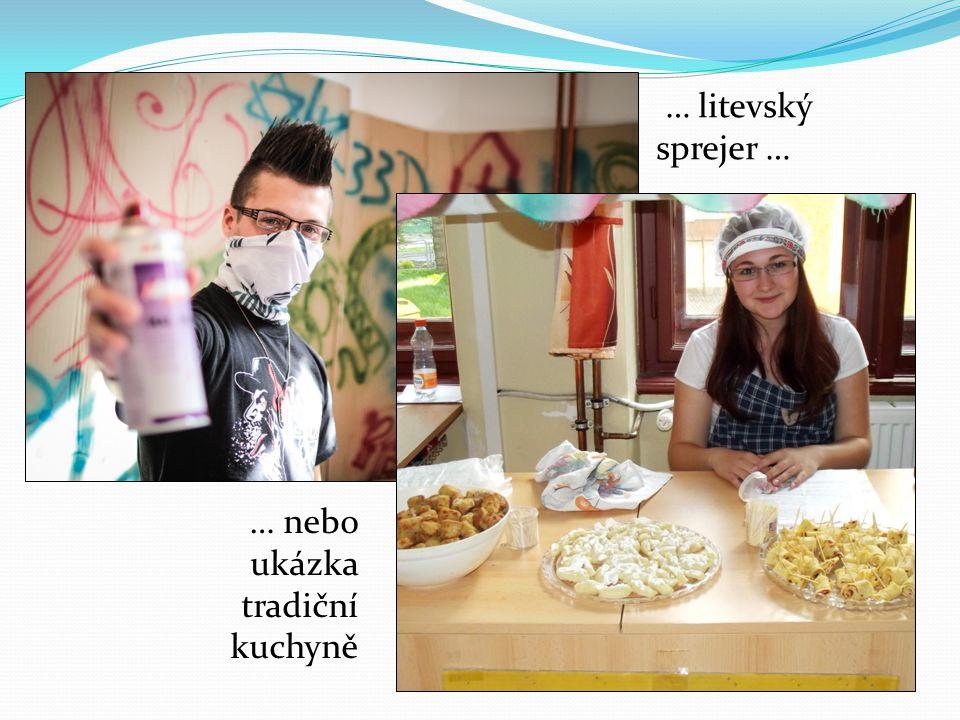 … litevský sprejer … … nebo ukázka tradiční kuchyně