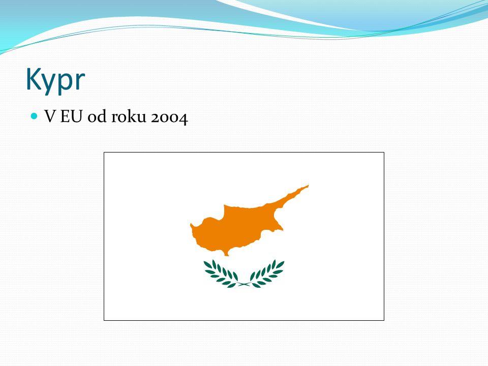 Kypr V EU od roku 2004