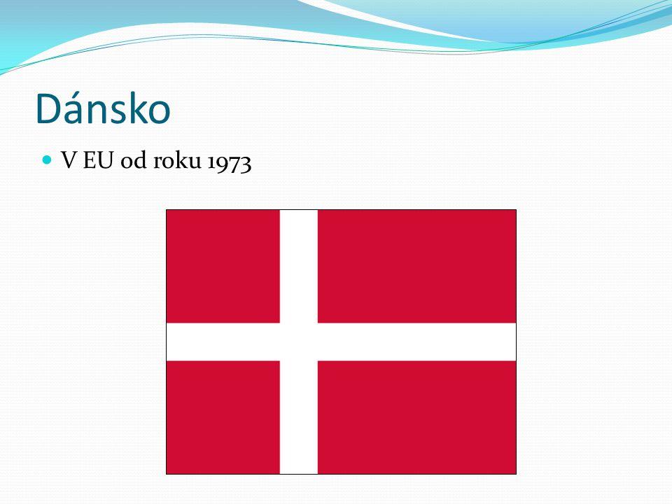 Dánsko V EU od roku 1973