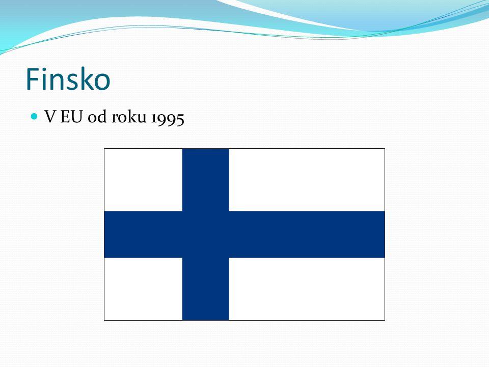 Finsko V EU od roku 1995