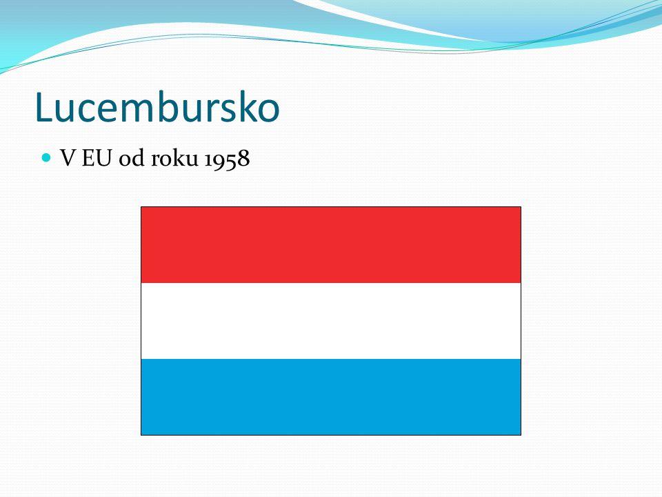 Lucembursko V EU od roku 1958