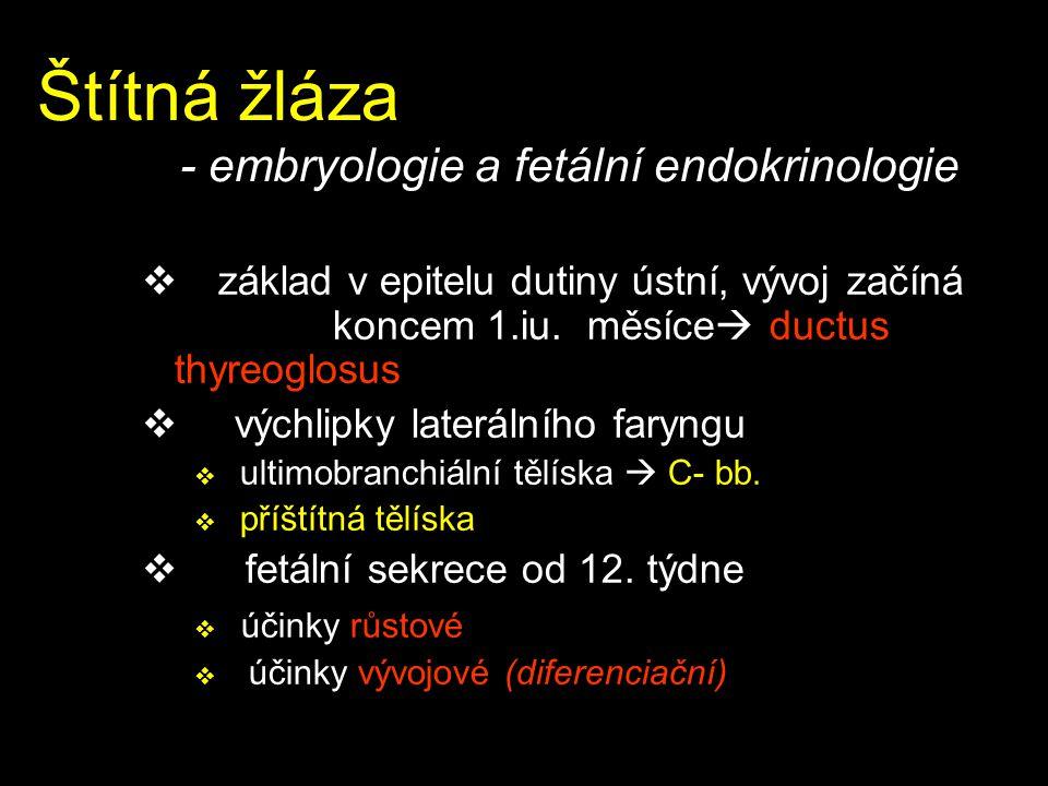 Medulární karcinom  sporadický  familiární  MEN 2a  MEN 2b