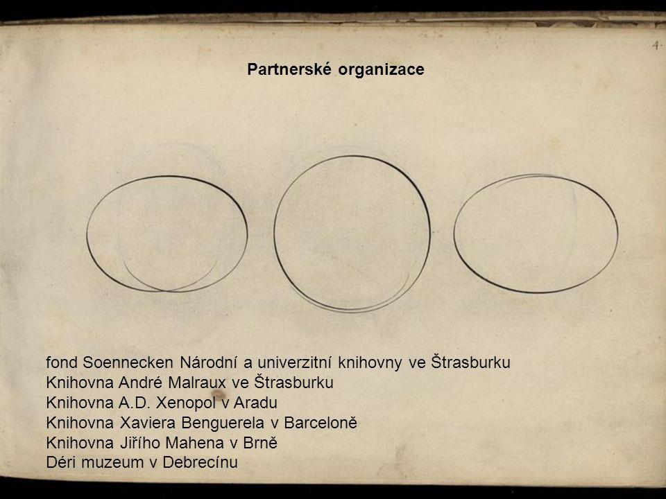 fond Soennecken Národní a univerzitní knihovny ve Štrasburku Knihovna André Malraux ve Štrasburku Knihovna A.D.
