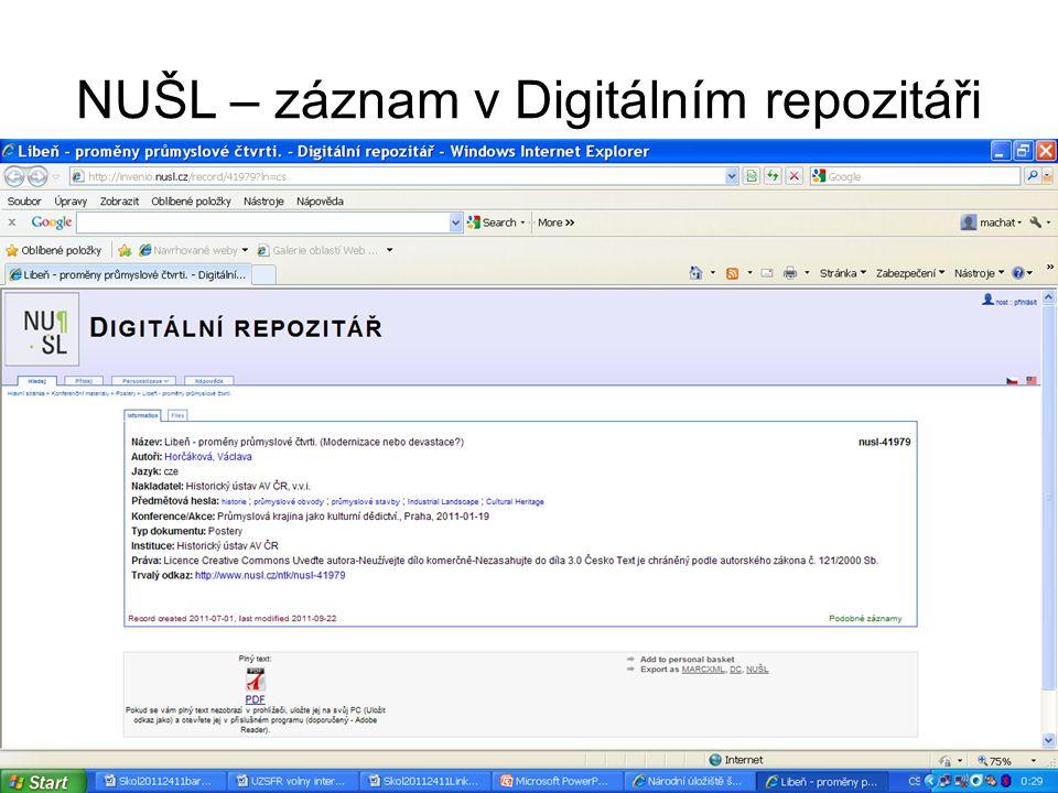 ASEP – publikační činnost Akademie věd ČR http://www.library.sk/i2/i2.entry.cls?ictx=cav&language=2&op=esearch