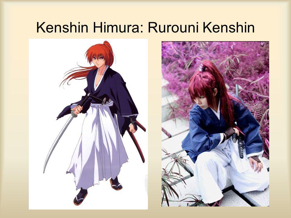 Kenshin Himura: Rurouni Kenshin