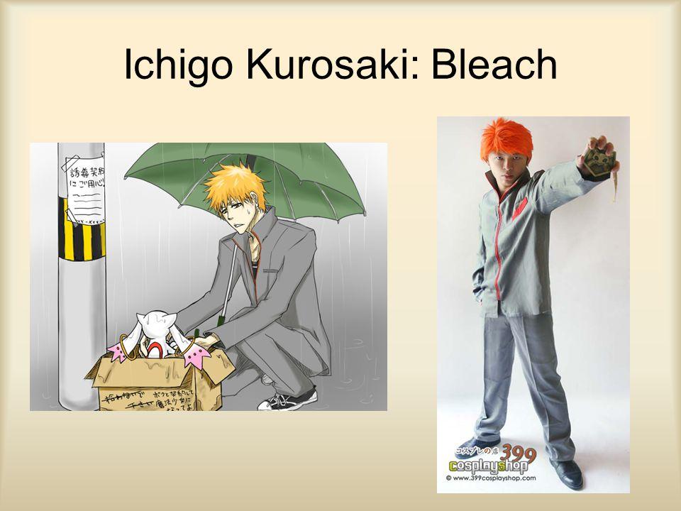 Ichigo Kurosaki: Bleach