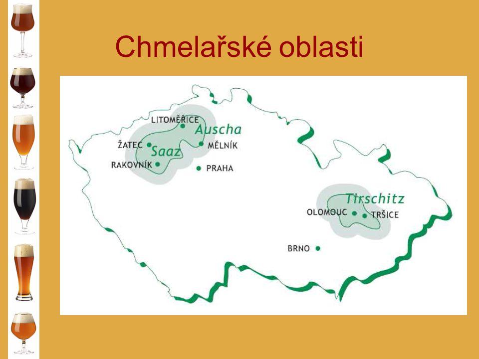 Chmelařské oblasti