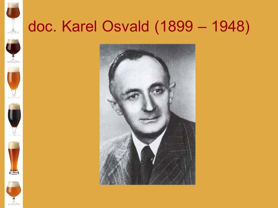 doc. Karel Osvald (1899 – 1948)