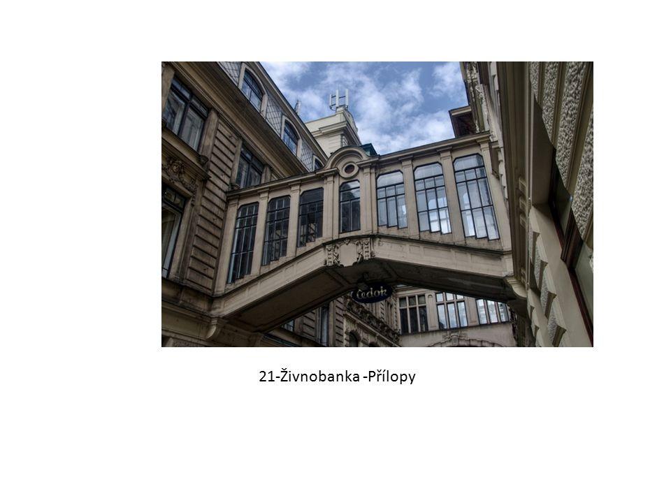 21-Živnobanka -Přílopy