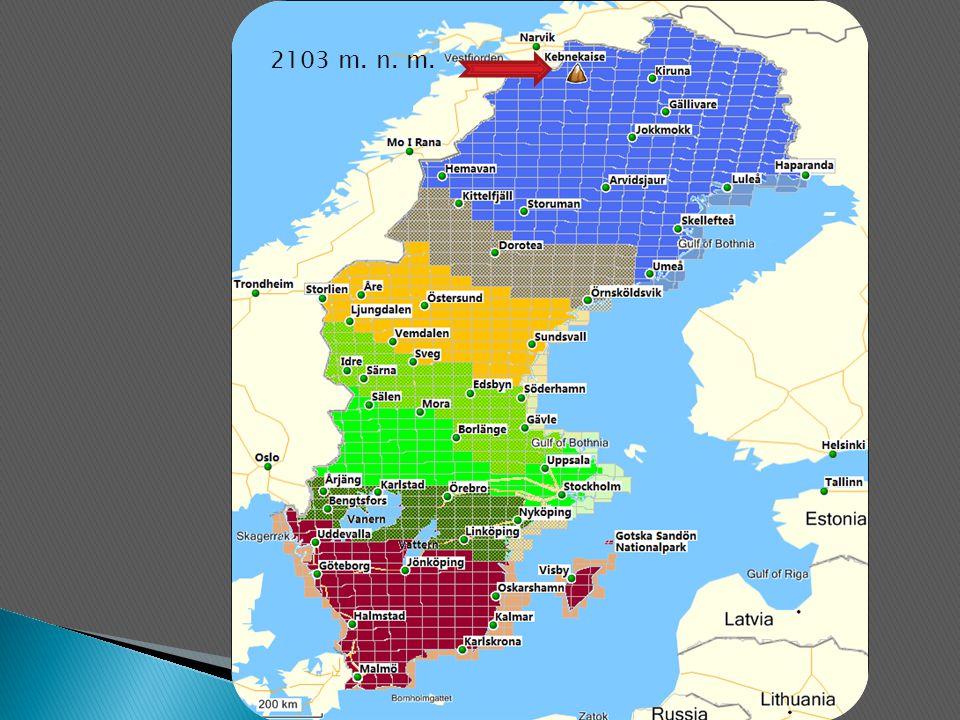 Norsko Finsko Švédsko