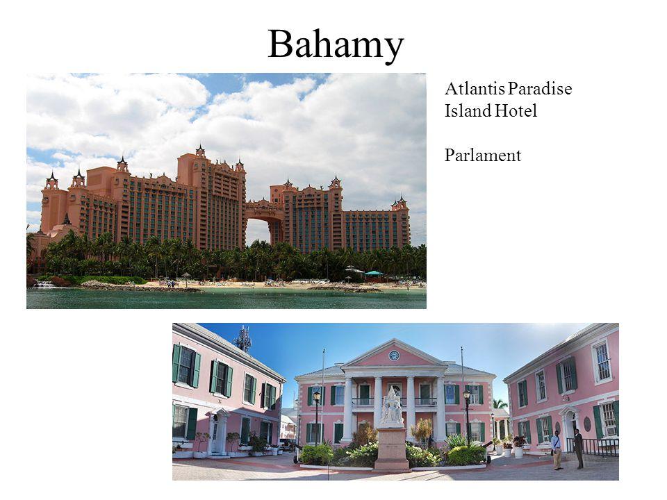 Bahamy Atlantis Paradise Island Hotel Parlament