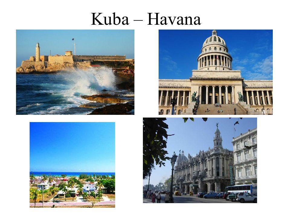 Kuba – Havana