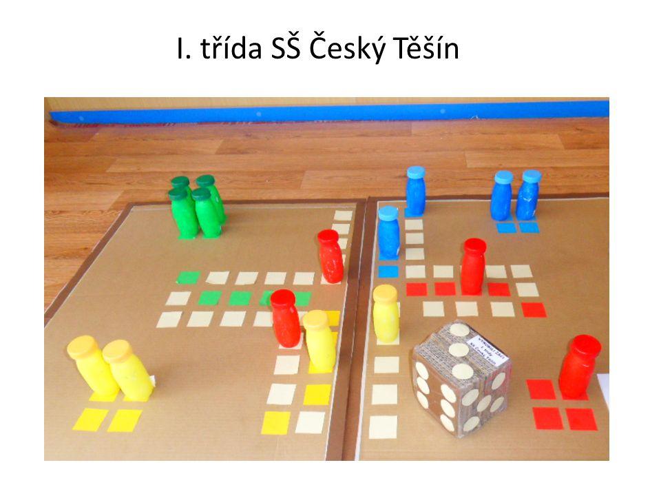 I. třída SŠ Český Těšín