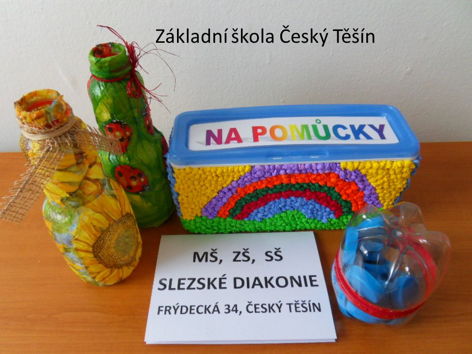 Základní škola Český Těšín