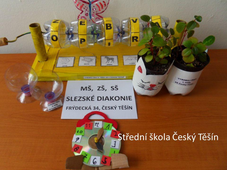 Střední škola Český Těšín