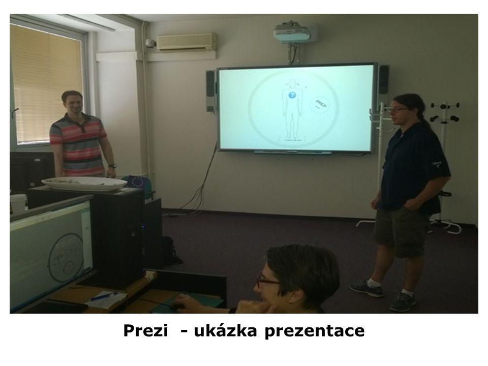 Prezi - ukázka prezentace