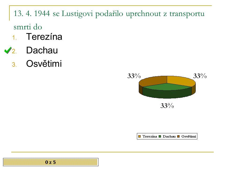 Arnošt Lustig je autorem mnoha knih o 0 z 5 1. holocaustu 2. přírodě 3. vědeckých objevech dejepis.zskrestova.cz