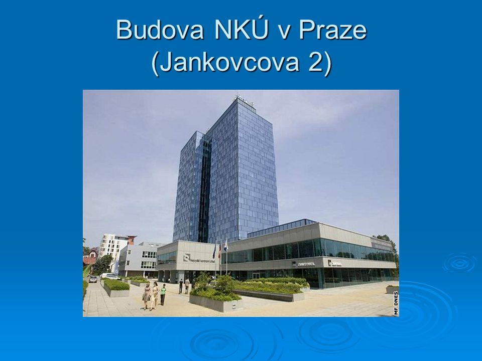 Budova NKÚ v Praze (Jankovcova 2)