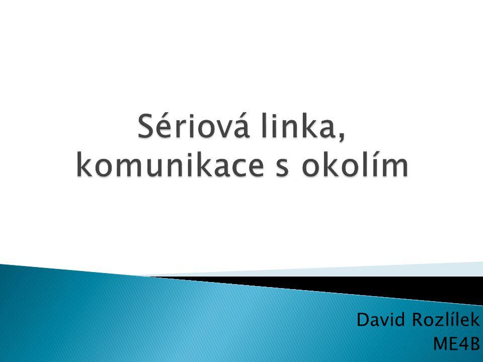 David Rozlílek ME4B