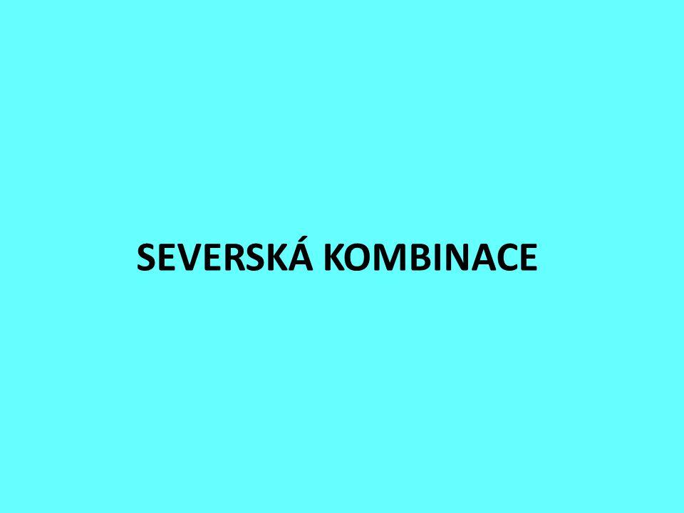 SEVERSKÁ KOMBINACE