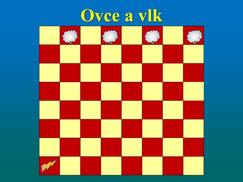Ovce a vlk