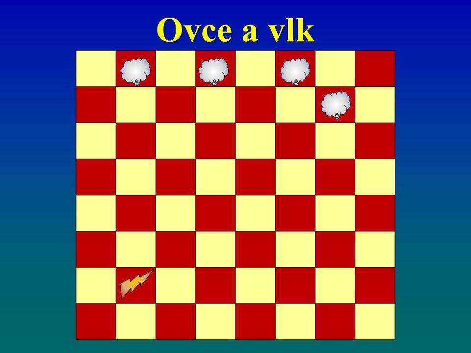 Hra Hex 2 hráči se střídají; každý označí jeden šestiúhelník svým symbolem ○ nebo x a tím území zabere; každý hráč disponuje protilehlými stranami, které má propojit čímž zvítězí.