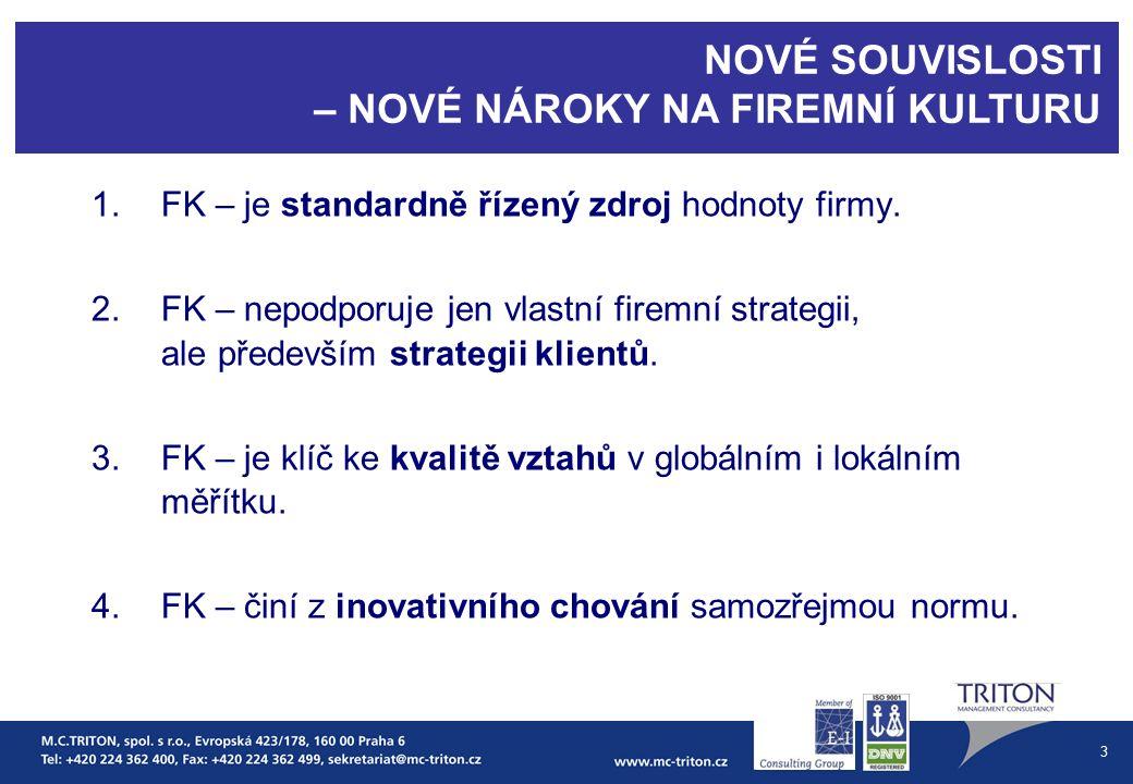 3 1.FK – je standardně řízený zdroj hodnoty firmy.