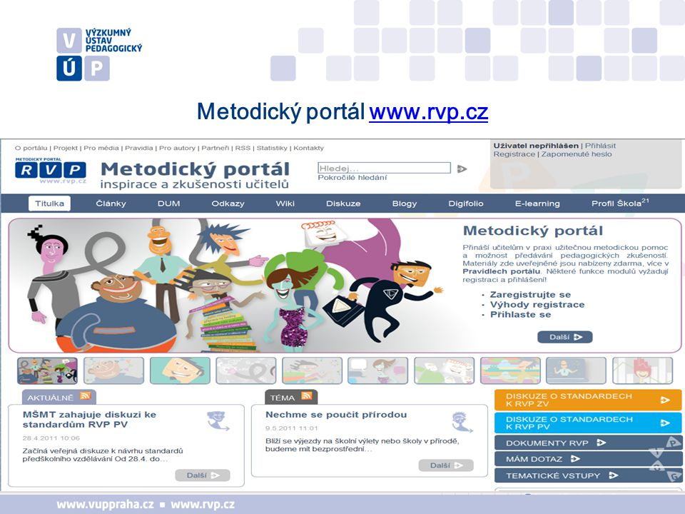 Metodický portál www.rvp.czwww.rvp.cz