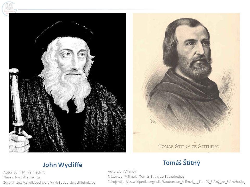John Wycliffe Autor: John M.Kennedy T.