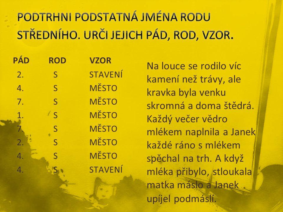  MIKULENKOVÁ A KOL., Hana.Český jazyk pro 4. ročník: 1.