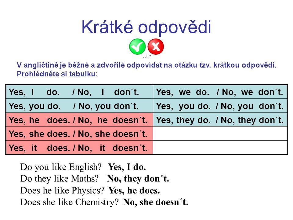 Vyzkoušejte si Vytvořte otázku se slovesem like a slovy v závorce.