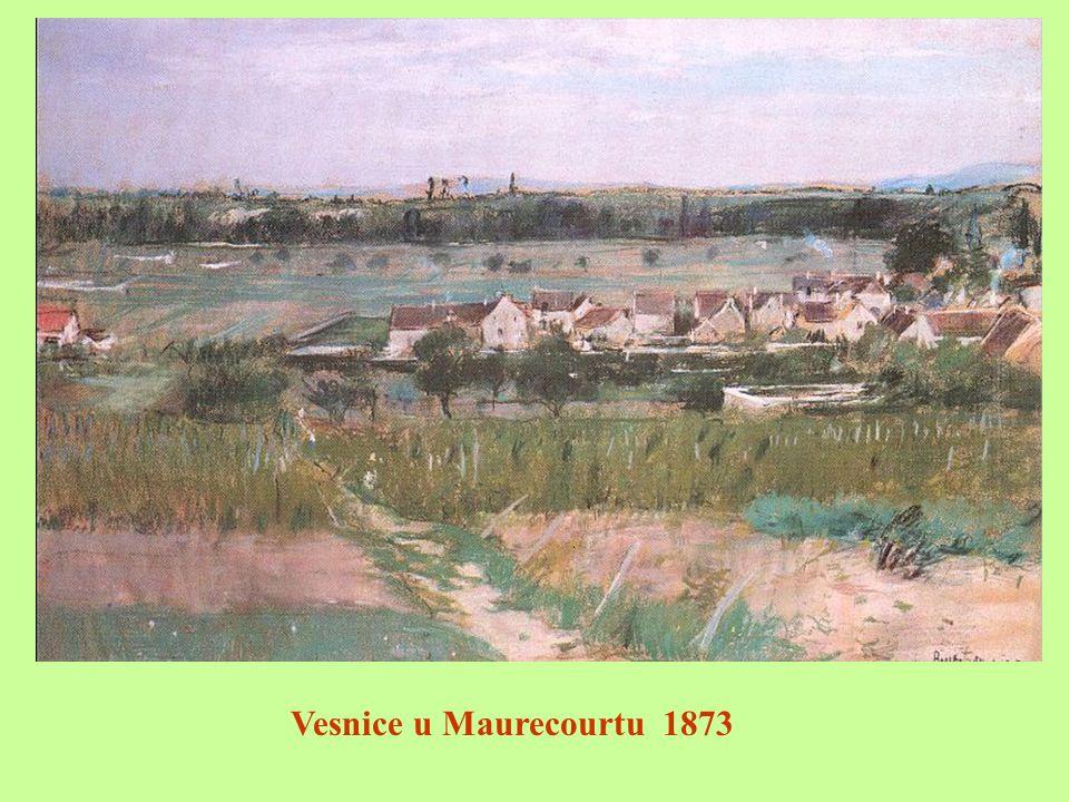 Ve vile na pobřeží 1874