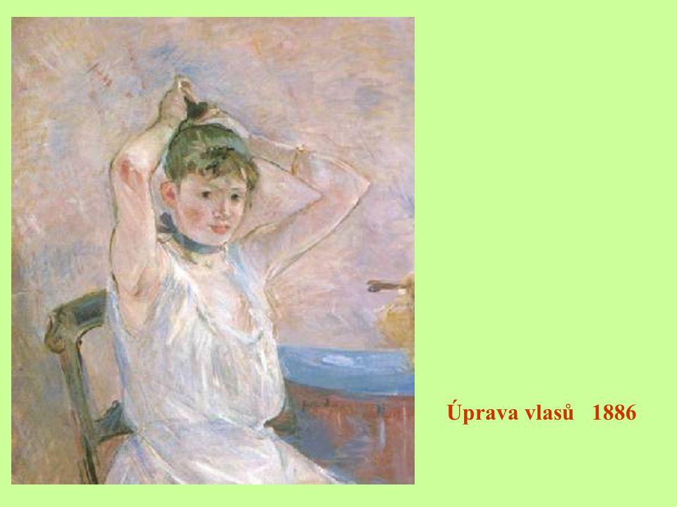 Uvedené obrazy jsou jen nepatrným výřezem z celkové tvorby této malířky.