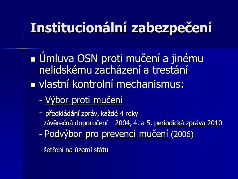 Judikatura ESLP 5 Lékařská péče Lékařská péče - Denis Vasiljev proti Rusku, 2009, zanedbání péče způsobilo porušení čl.