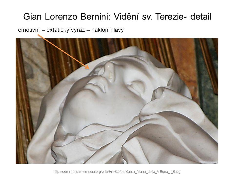 Gian Lorenzo Bernini: Vidění sv.