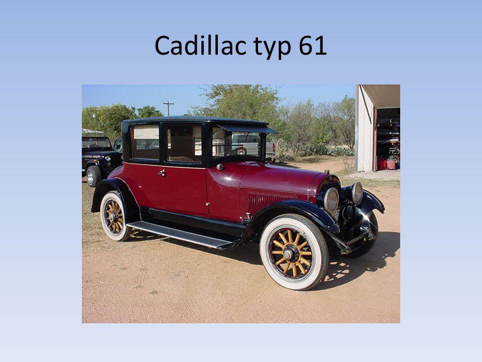 Cadillac typ 61