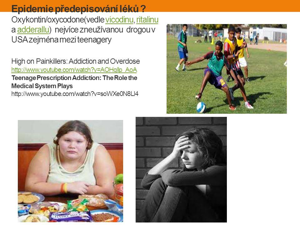 Epidemie předepisování léků .