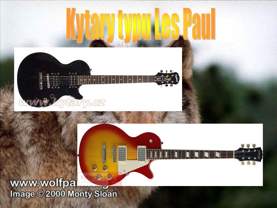 Tyto kytary mám oblíbené i já,ale i Les Paul není špatná kytara Kytary typu Hard a heavy jsou pro tvrdé hraní Dobré kytary pro tvrdé hraní jsou také Flying V a Explorer
