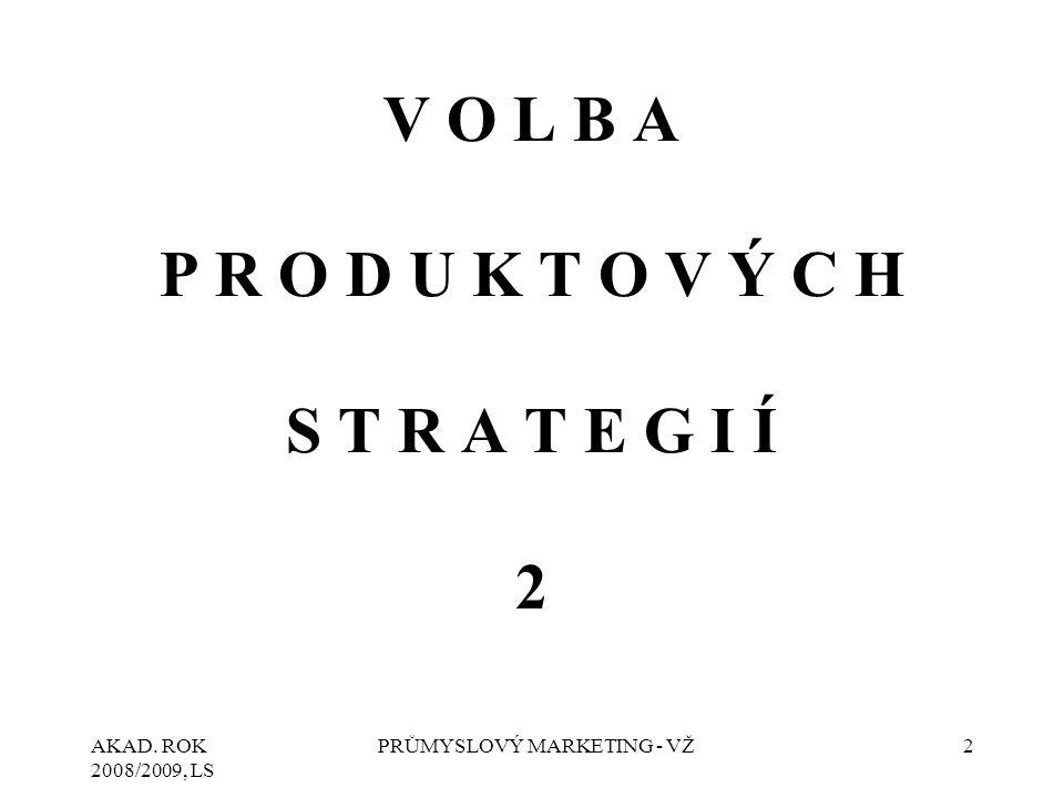 """AKAD. ROK 2008/2009, LS PRŮMYSLOVÝ MARKETING - VŽ3 Model """"7 S firmy McKinsey"""