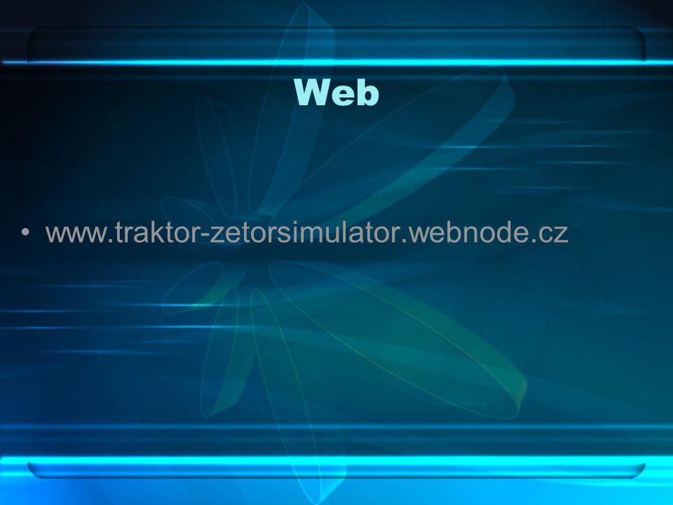 Web www.traktor-zetorsimulator.webnode.cz