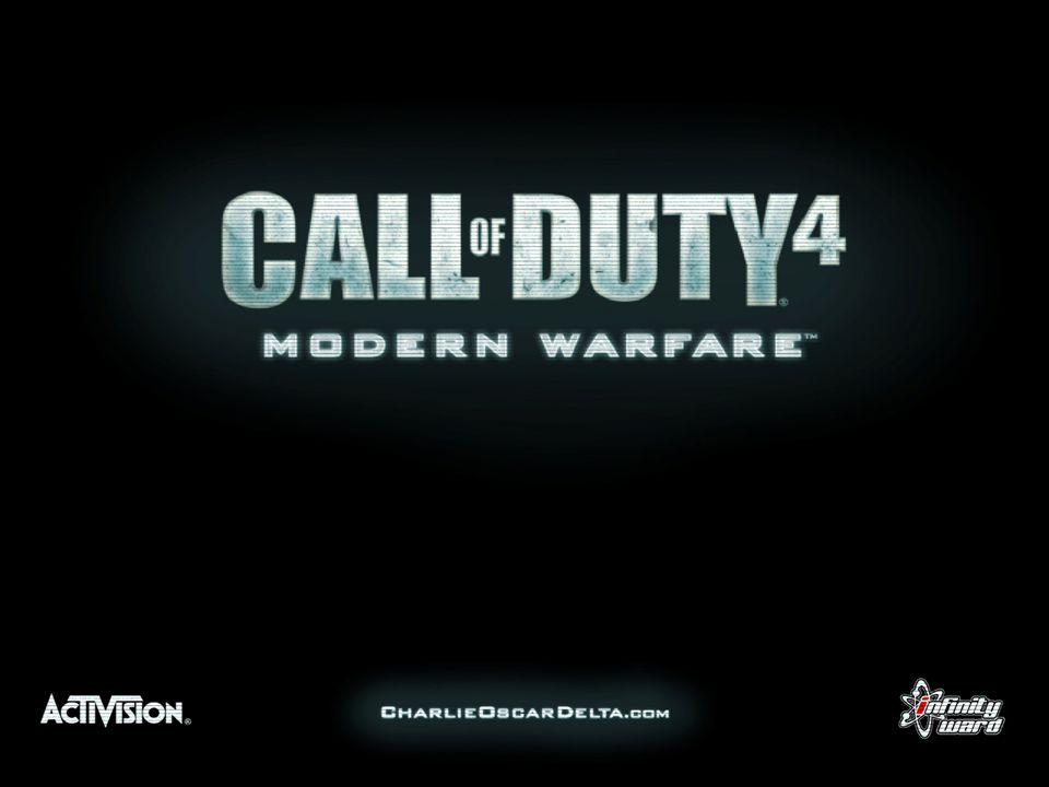 Call of duty 4 je revolucí v sérii Call of duty.Call of duty 4 je revolucí v sérii Call of duty.