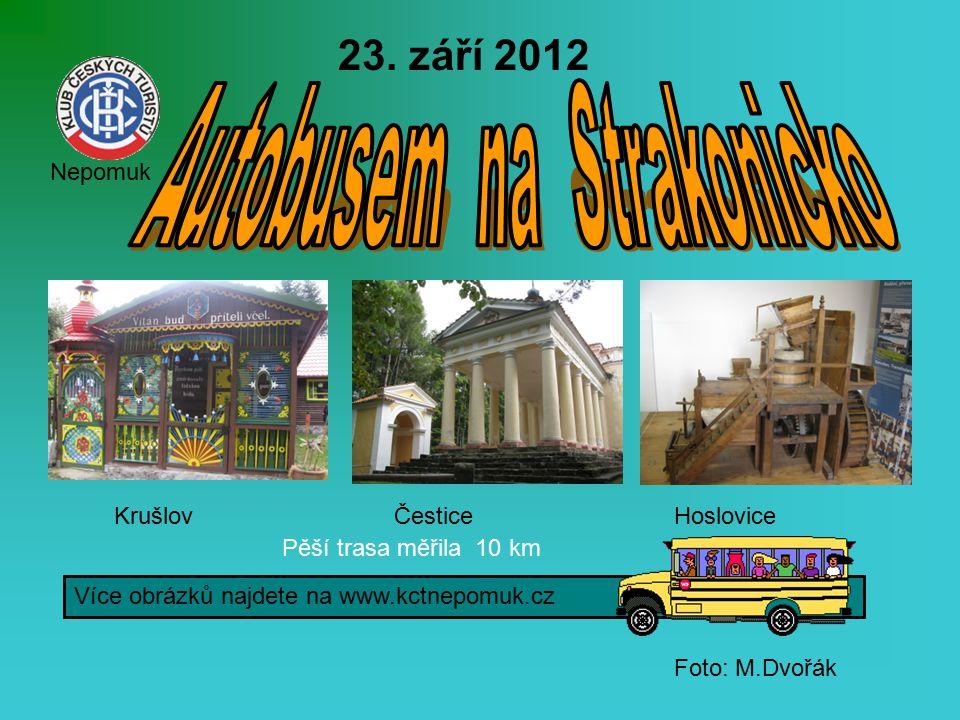 Více obrázků najdete na www.kctnepomuk.cz 23.