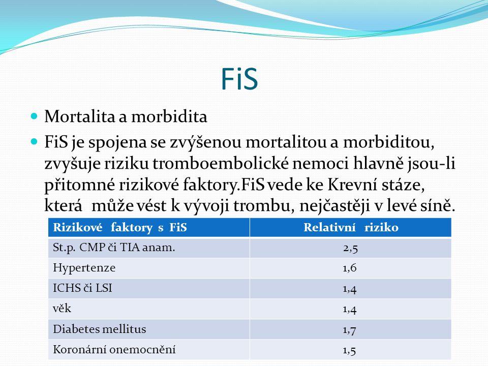 Fyz.Vyš. U FiS Fyzikální vyšetření je užitečné při určování příčin a následků FiS.