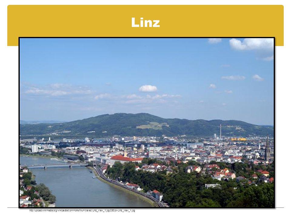 Linz http://upload.wikimedia.org/wikipedia/commons/thumb/e/ec/Linz_view_1.jpg/250px-Linz_view_1.jpg