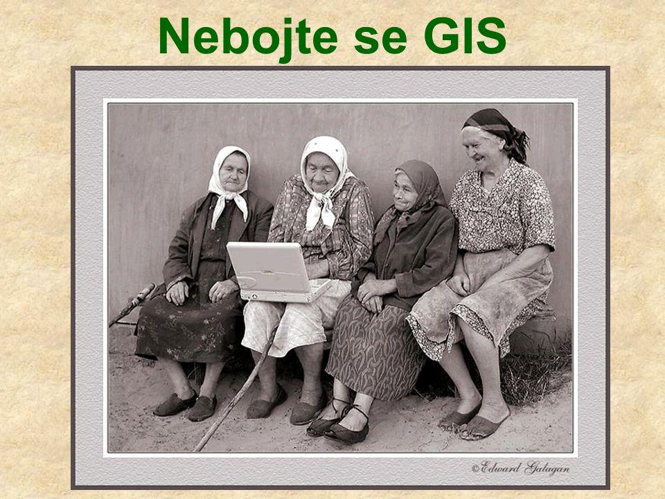 Nebojte se GIS