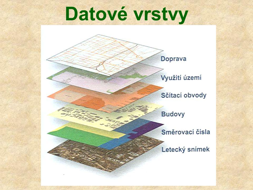 Datové vrstvy