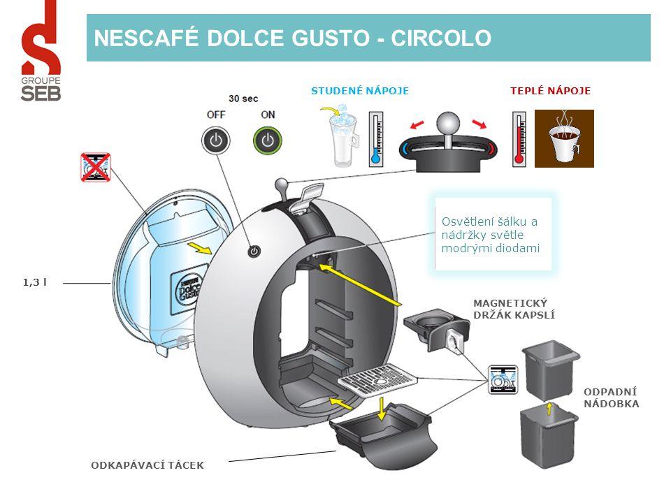 NESCAFÉ DOLCE GUSTO CIRCOLO 4