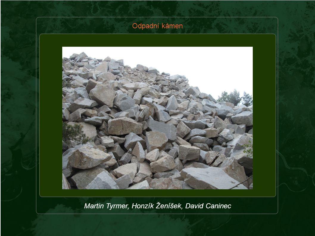 Odpadní kámen Kája Canincová, Natálka Jarolímková